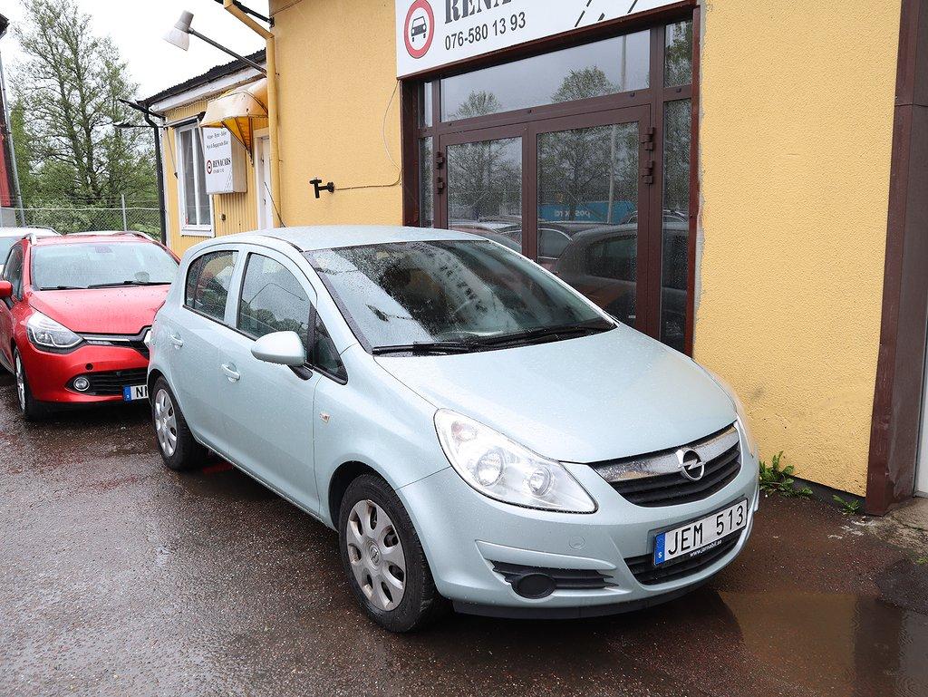 Opel Corsa 5-dörrar 1.3 CDTI ecoFLEX 75hk Bes