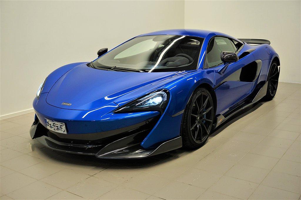 McLaren 600LT 3.8 V8 DCT 600hk