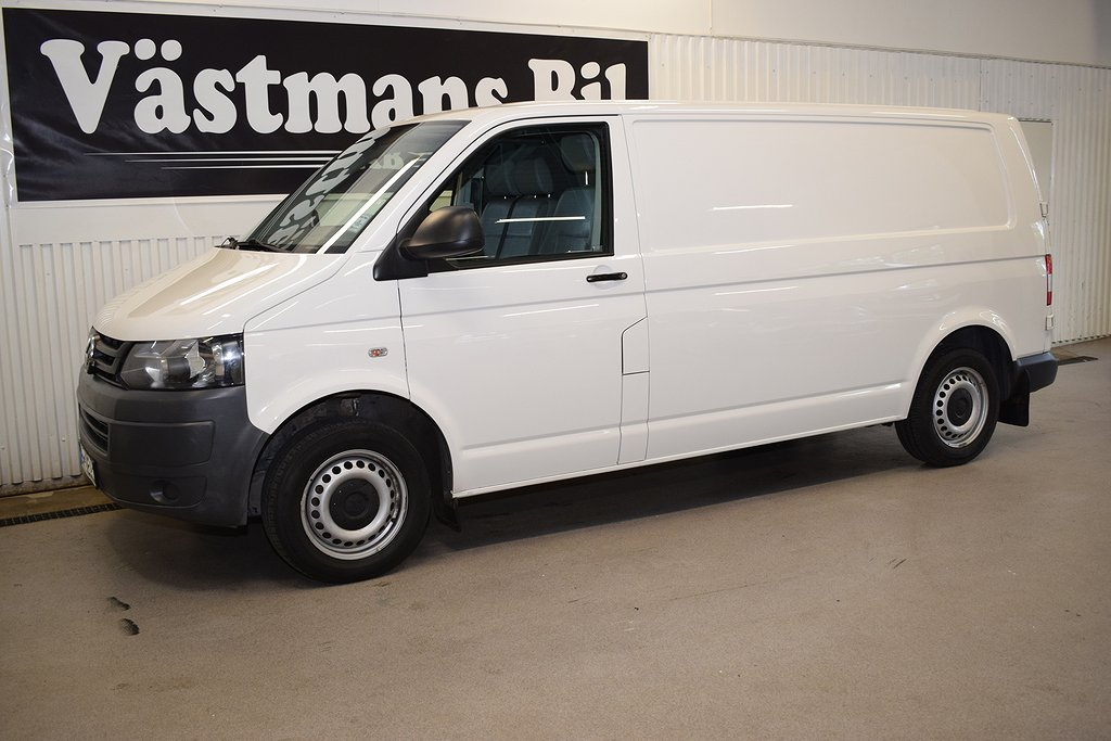 Volkswagen Transporter 2.0TD 140hk,