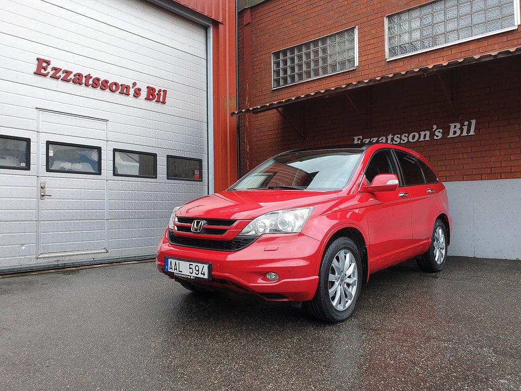 Honda CR-V  4WD Automat Panoramatak Navi&backkamra