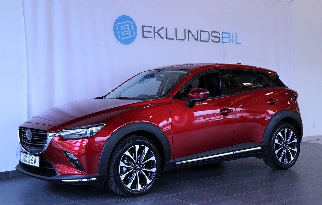 Mazda CX-3 2.0 Optimum DEMO (121hk)