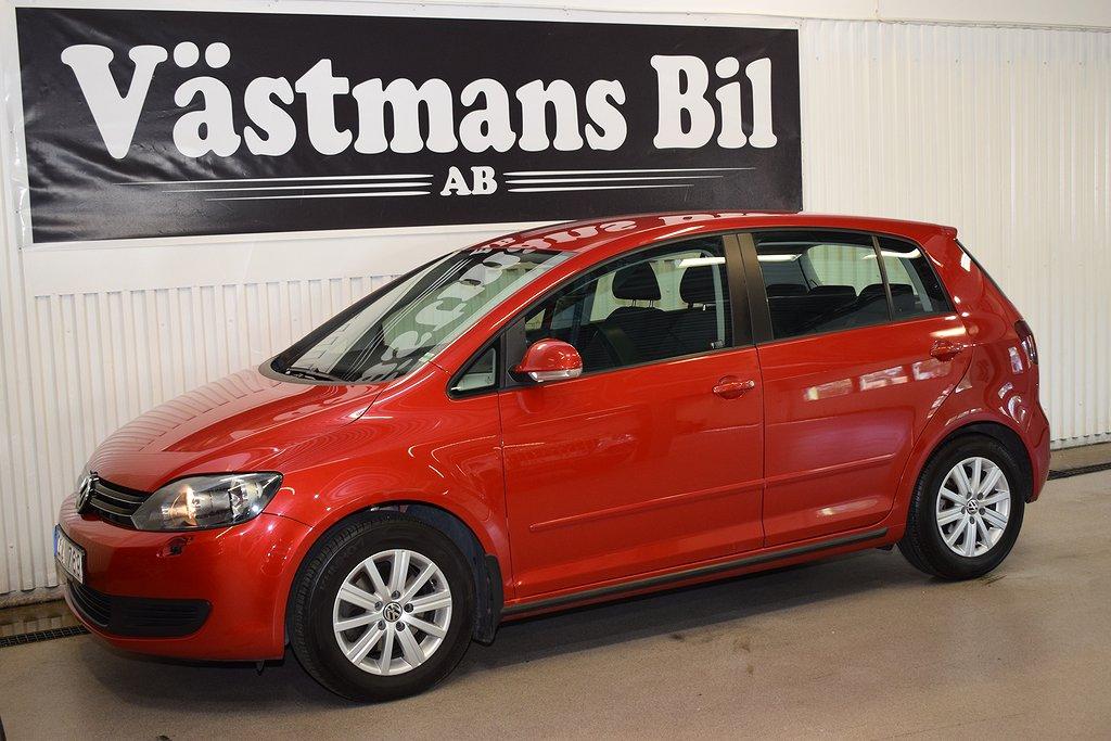 Volkswagen Golf Plus 1.4 TSI Style 122hk