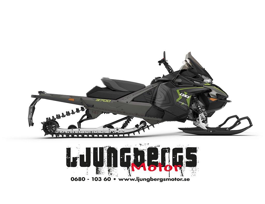 Lynx Xterrain 3700 600R E-Tec 2020