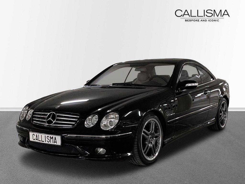 Mercedes-Benz CL 65 AMG V12 612 hk