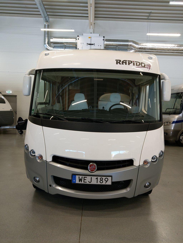 Rapido 990 DF - Rapido
