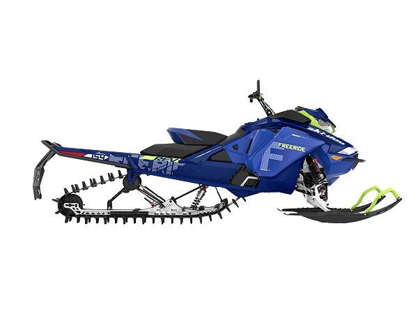 Ski-doo Freeride 154 850 E-TEC. Funäsdalen