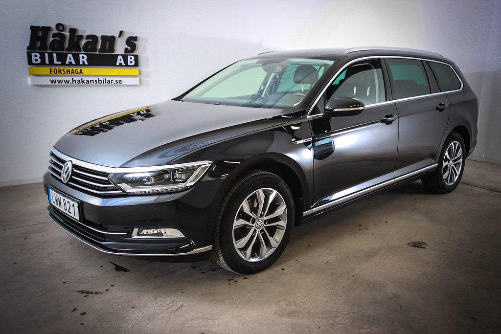Volkswagen Passat 2.0TDI SportsCombi 4Motion DSG Executive Euro 6 190hk