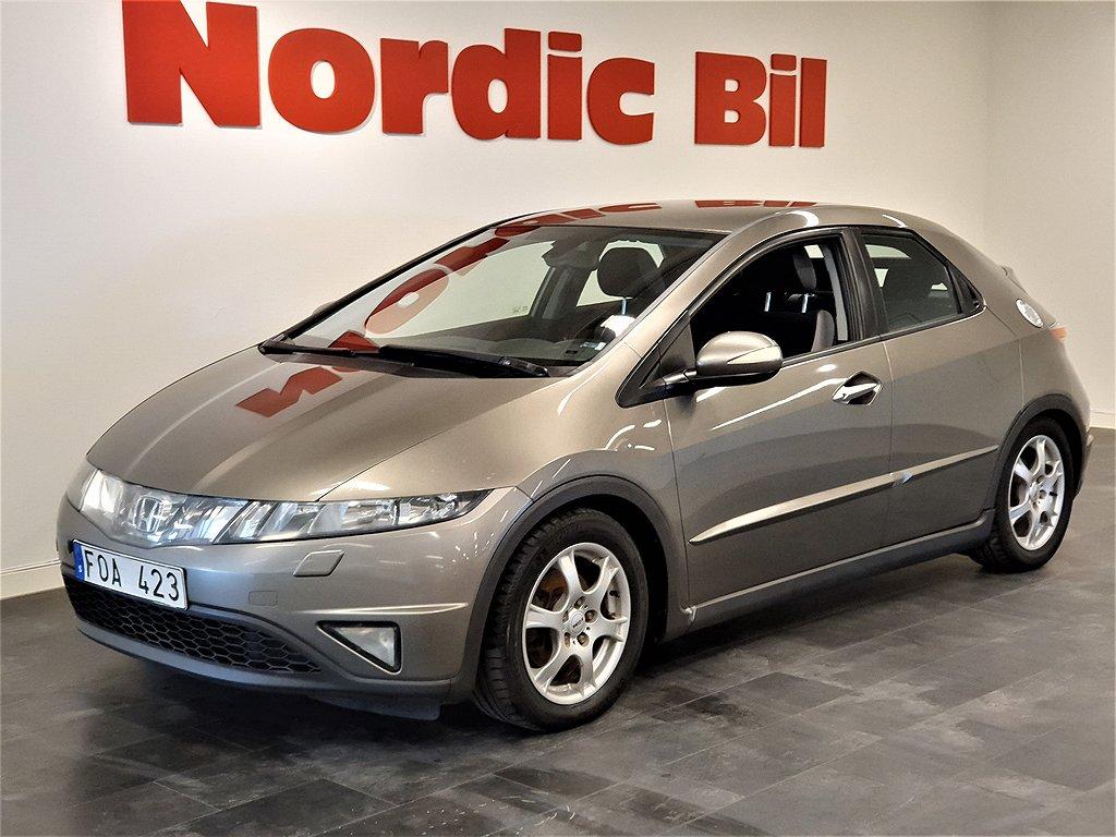 Honda Civic 5-dörrar 1.8 i-VTEC 140hk