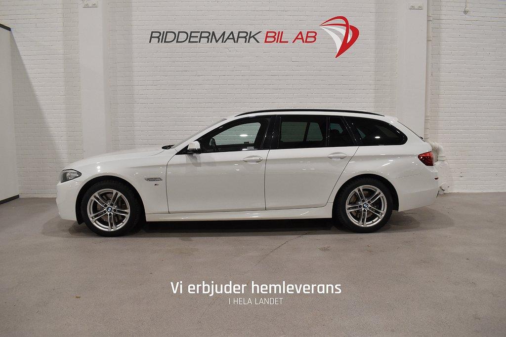 BMW 530d xDrive Touring, F11 (258hk)