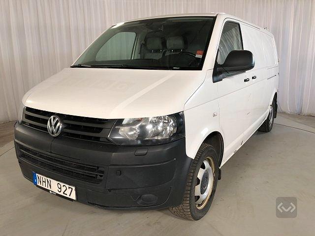 Volkswagen Transporter T5 2.0 TDI (180hk)