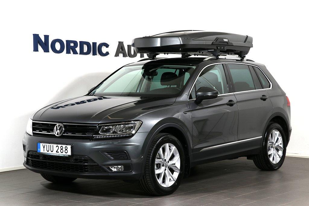 Volkswagen Tiguan 2.0 TDI|4Motion|DSG|Executive|Drag