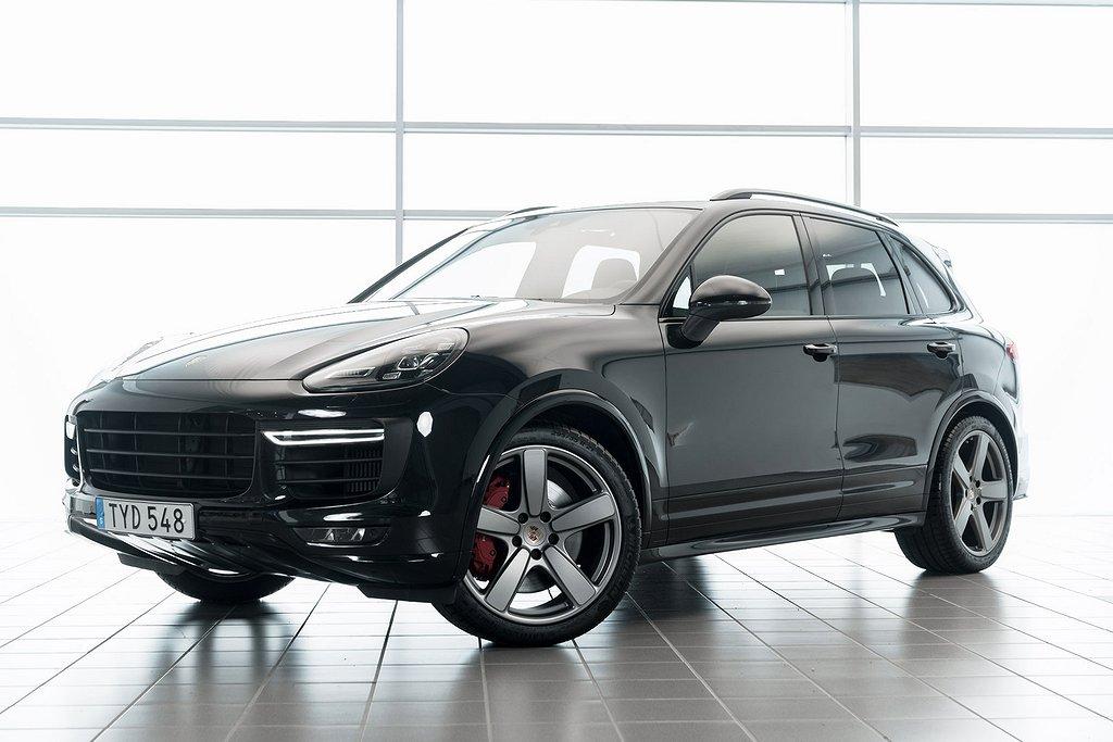 Porsche Cayenne GTS - 440 hk - Svensksåld