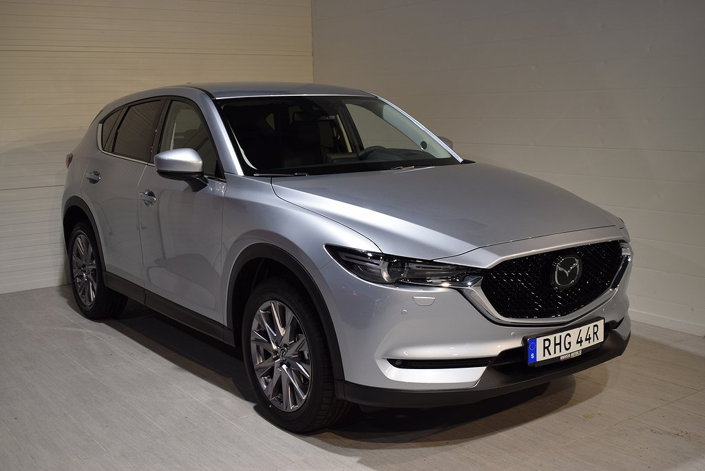 Mazda CX-5 Optimum 2.5 Automat AWD CARPLAY KAMPANJ 2020