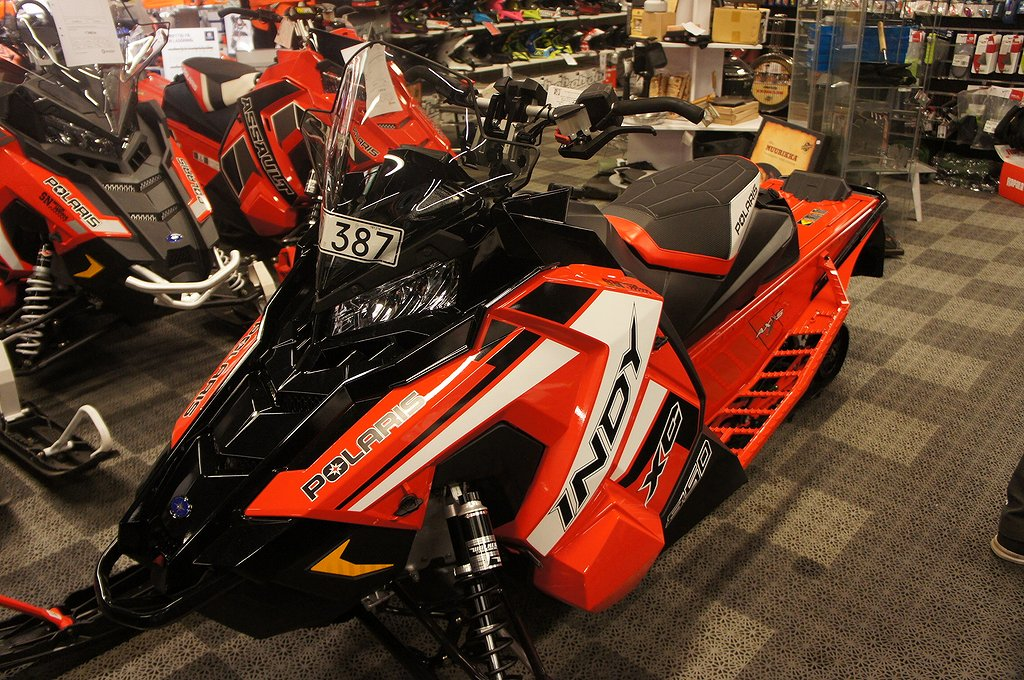 Polaris Indy 850 Xc 129
