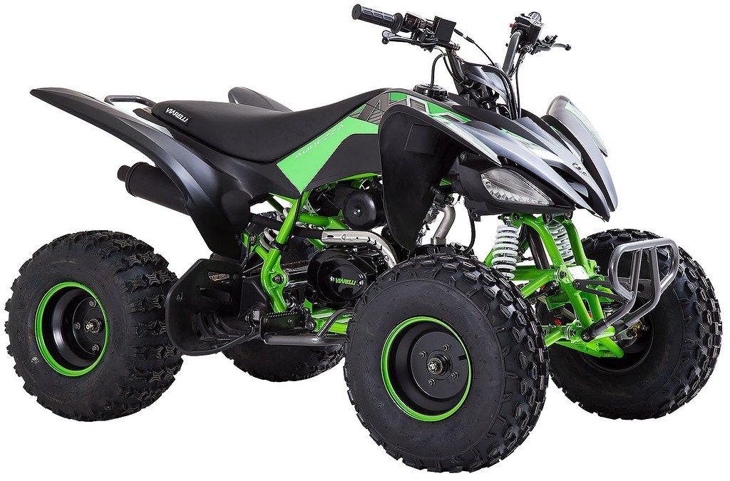 Viarelli Agrezza 125cc tuff Quad!! Gränna ATV