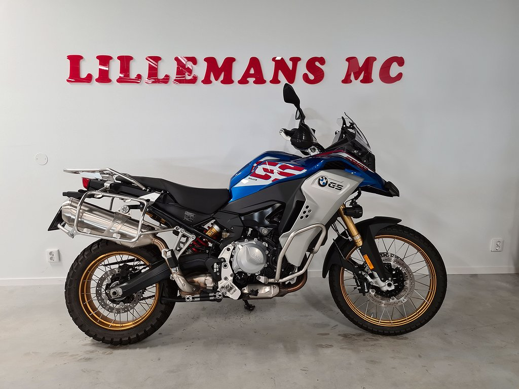 BMW Motorrad F 850 GSA Rallye