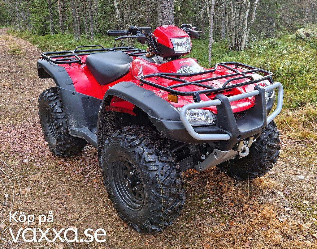 Honda Foreman TRX500FE