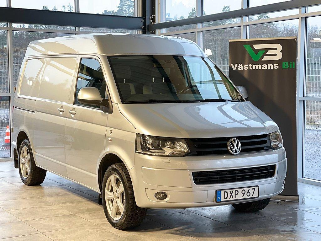 Volkswagen Transporter 2.0TDI/4Motion/drag/GPS/Xenon/Comfort-Line