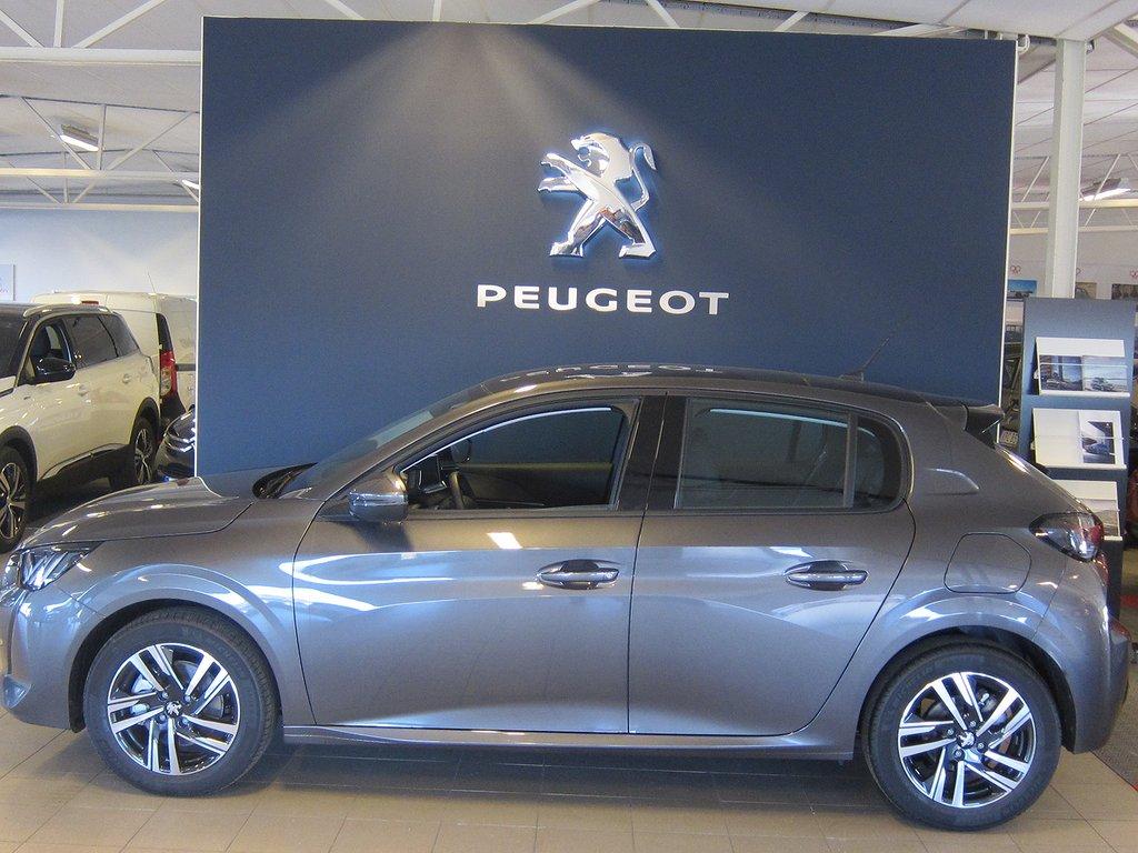 Peugeot 208 1.2 PureTech Euro 6 102hk