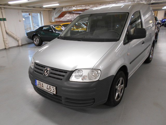 Volkswagen Caddy Skåp 1,4