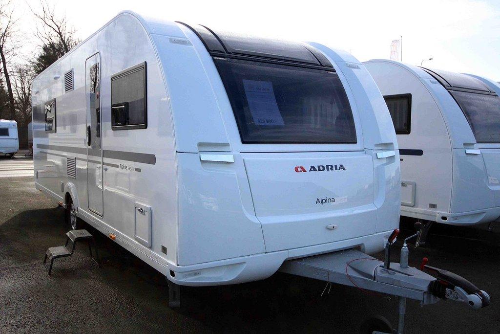 Adria Alpina 663 UK Barnkammare