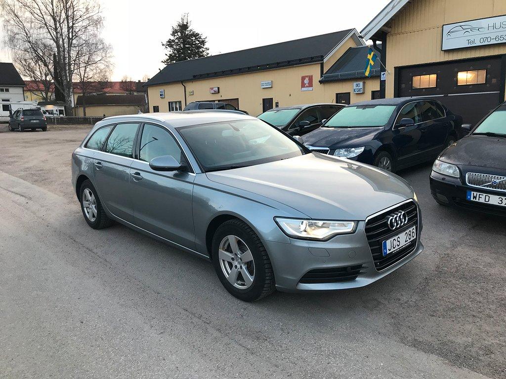 Audi A6 Avant 2.0 TDI  177hk Ny kamrem