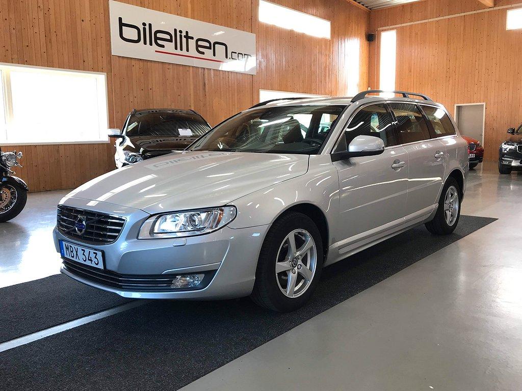 Volvo V70 D4 Classic Momentum D-Supp EU6 181hk