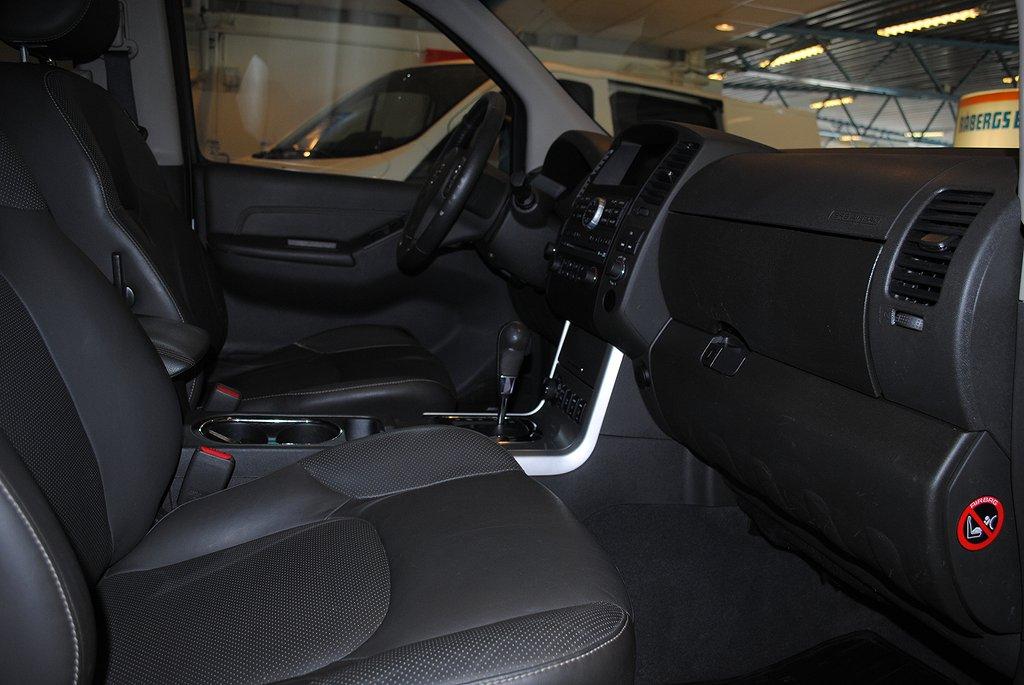 Nissan Navara DC 3.0 dCi V6 4x4 Aut 231hk*1.95%ränta*