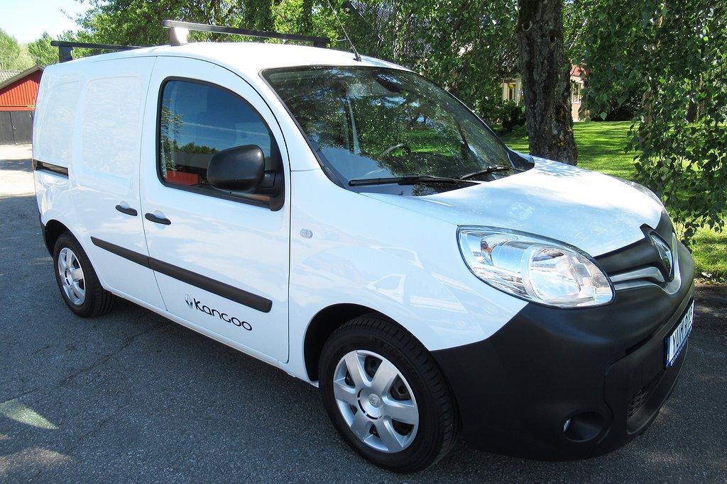Renault Kangoo 110 dCi Skåp Automat Dubbelgolv + inredning