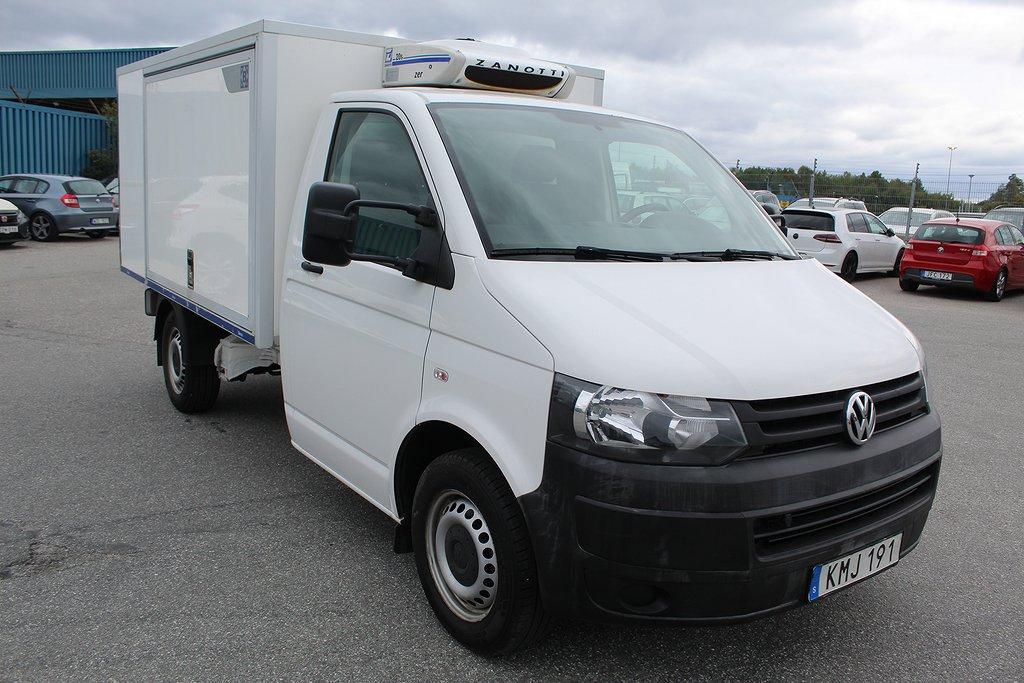VW Transporter T5 2.0 TDI Pickup (102hk)