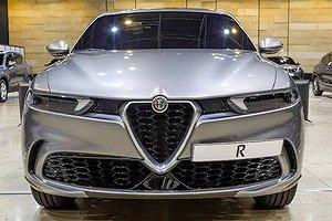 Avslöjad: Alfa Romeos XC40-utmanare