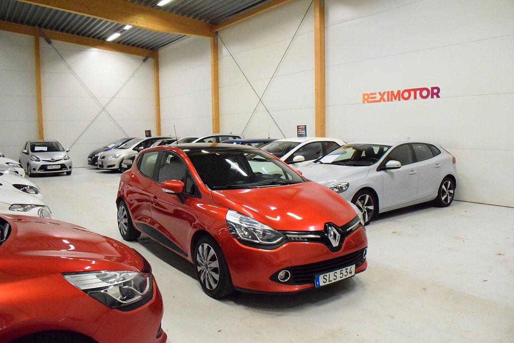 Renault Clio Euro 6 73hk Ny Besiktad