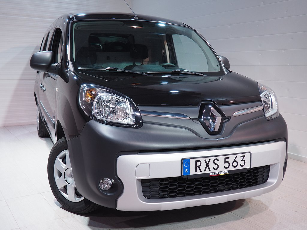 Renault Kangoo EXPRESS Z.E Skåp Maxi