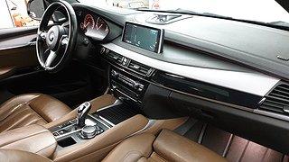 BMW X6 M50d, F16 (381hk) M Sport