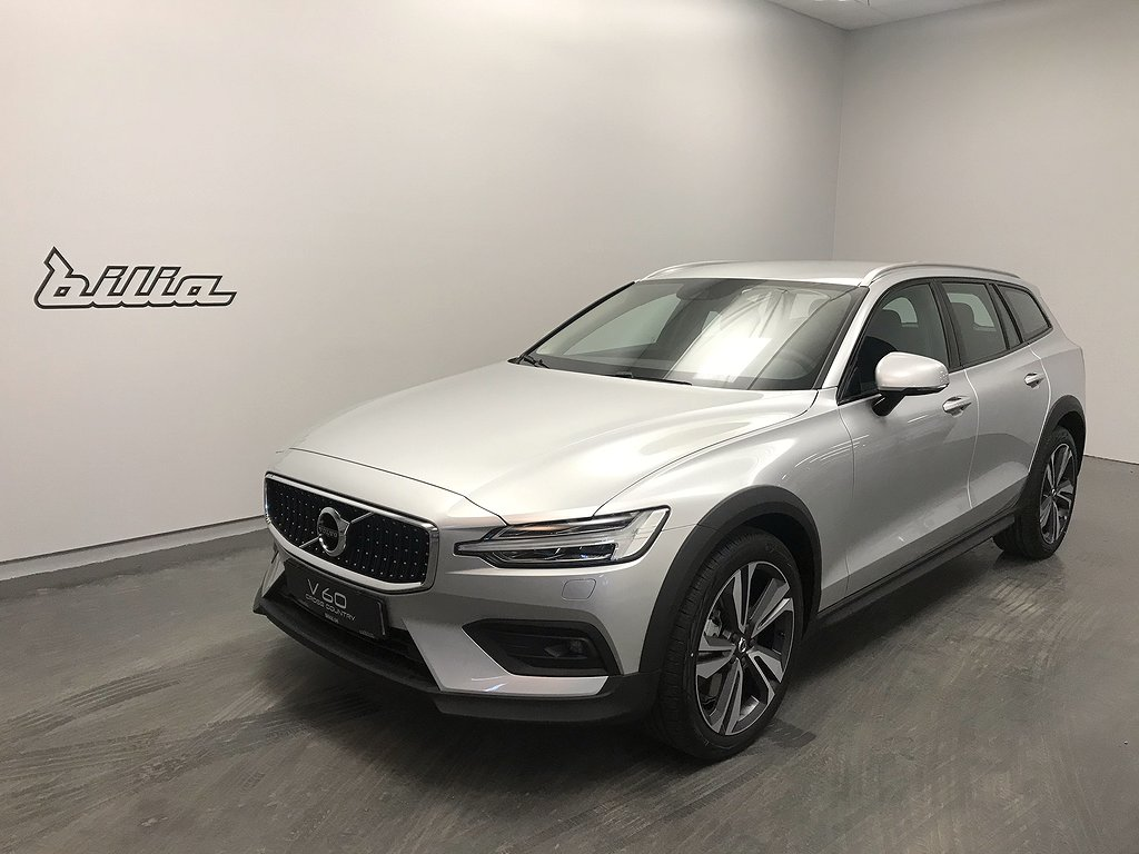 Volvo V60 Cross Country B5 AWD Bensin Advanced