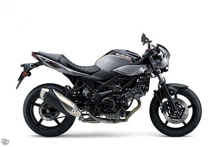 Suzuki SV650X Abs *NYHET*