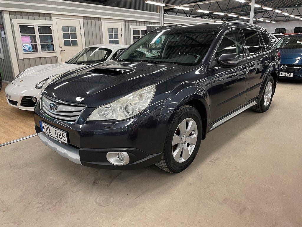 Subaru Outback 2,0 4WD 150HK