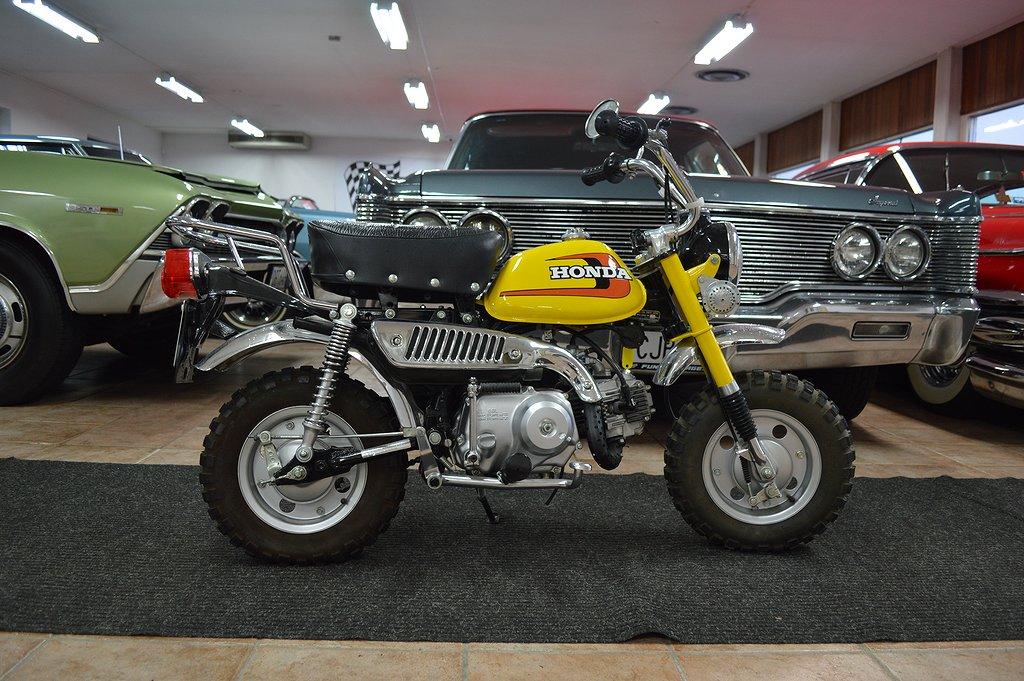 Honda Z 50 1976 Avbetalning