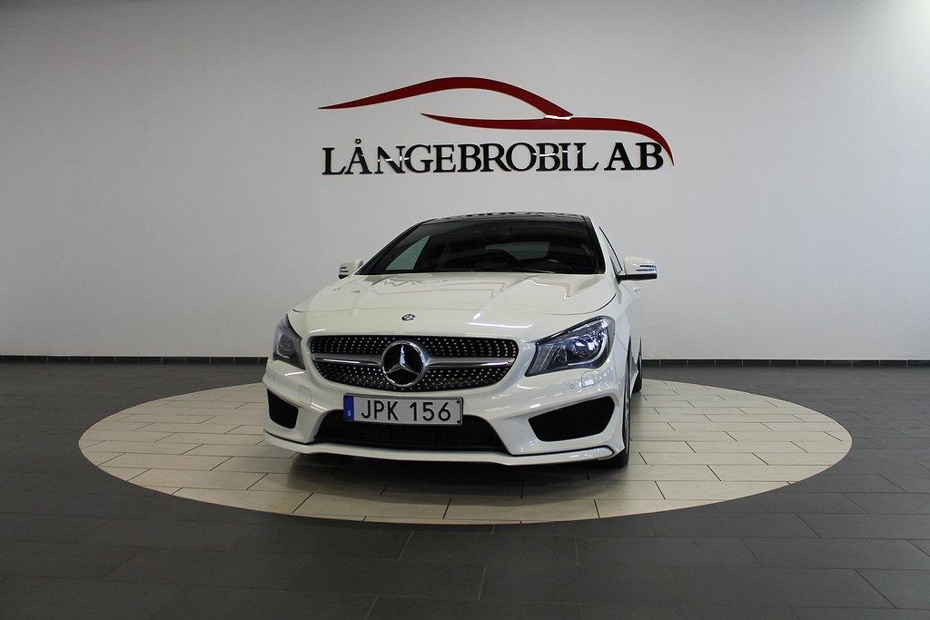 Mercedes-Benz CLA 200 7G-DCT AMG Sport Euro 6 (156hk)