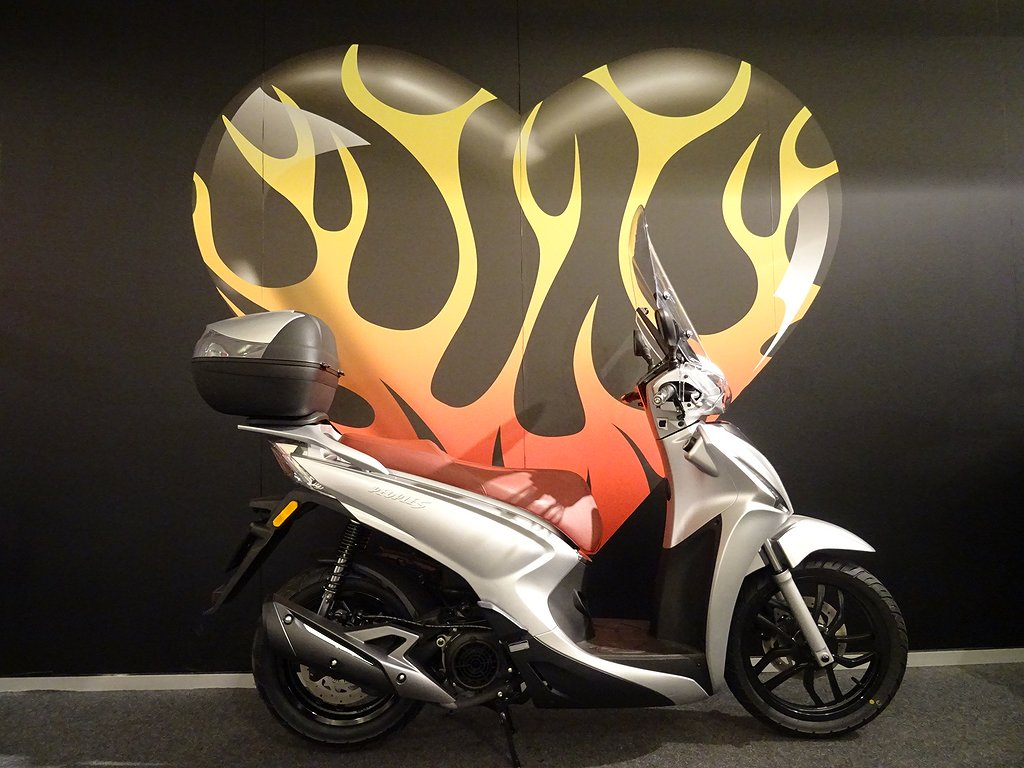 Kymco People S 150 ABS.
