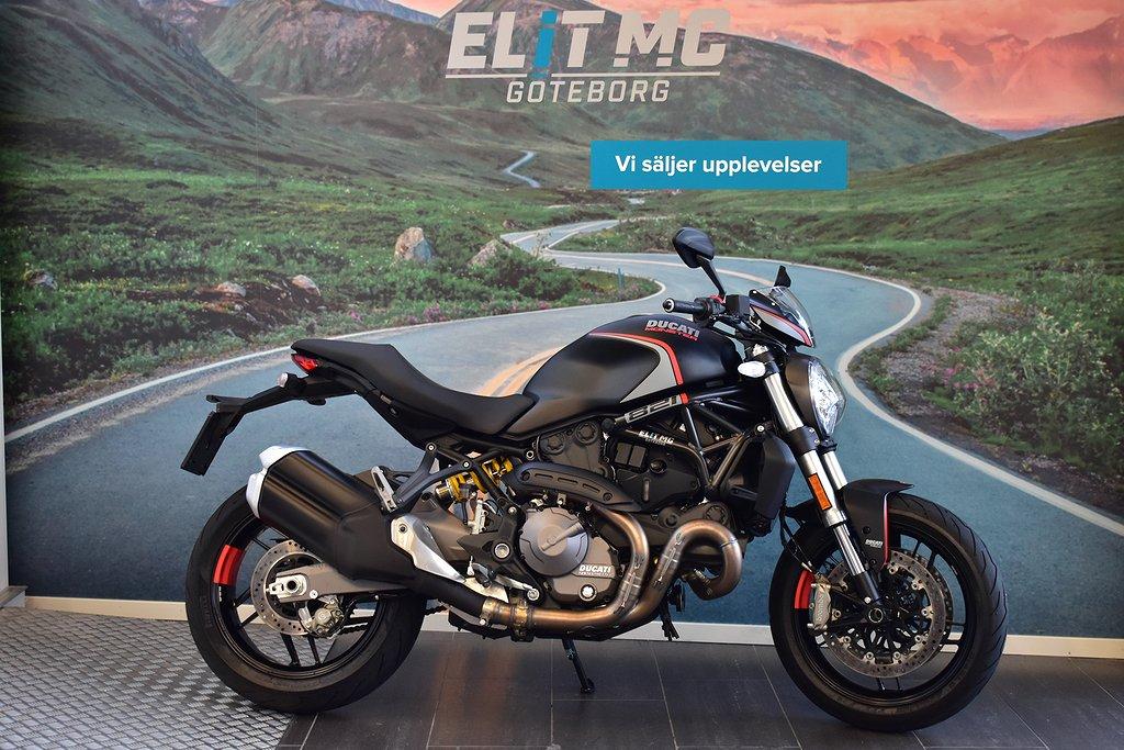 Ducati Monster 821 Stealth   ELiT MC Göteborg