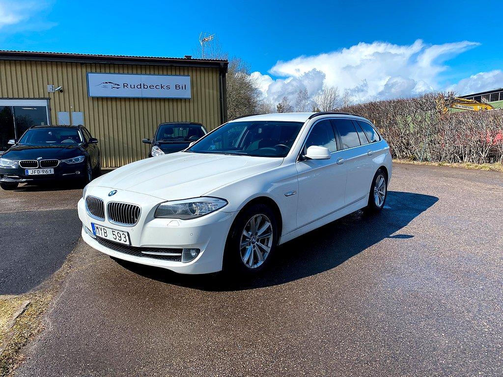 BMW 520 d Touring Steptronic 184hk, 2 Brukare, Drag