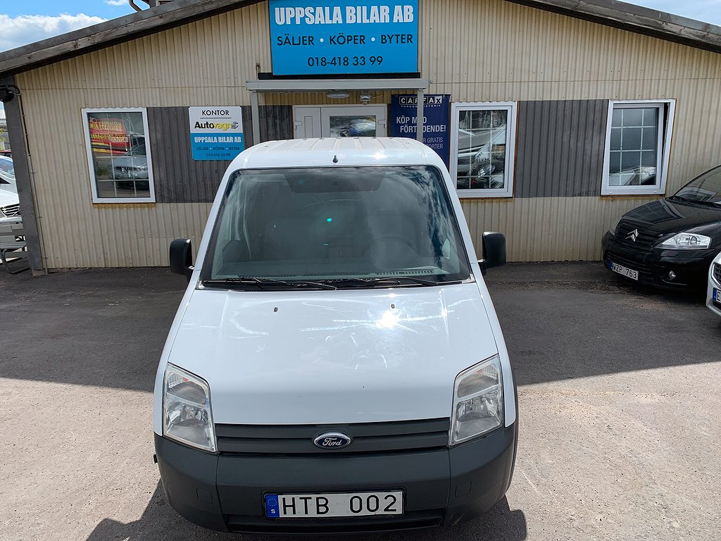 Ford Transit Connect 1,8 TDCi D-Värmare