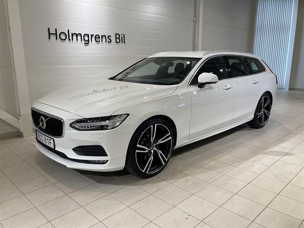 "Volvo V90 D4 R-Design 21"" Momentum Advanced Edition"
