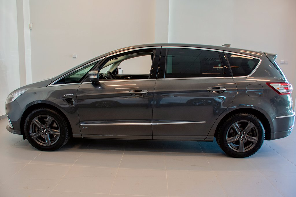Ford S-Max 2.0 TDCi 190 AWD A 7-sits VIGNALE