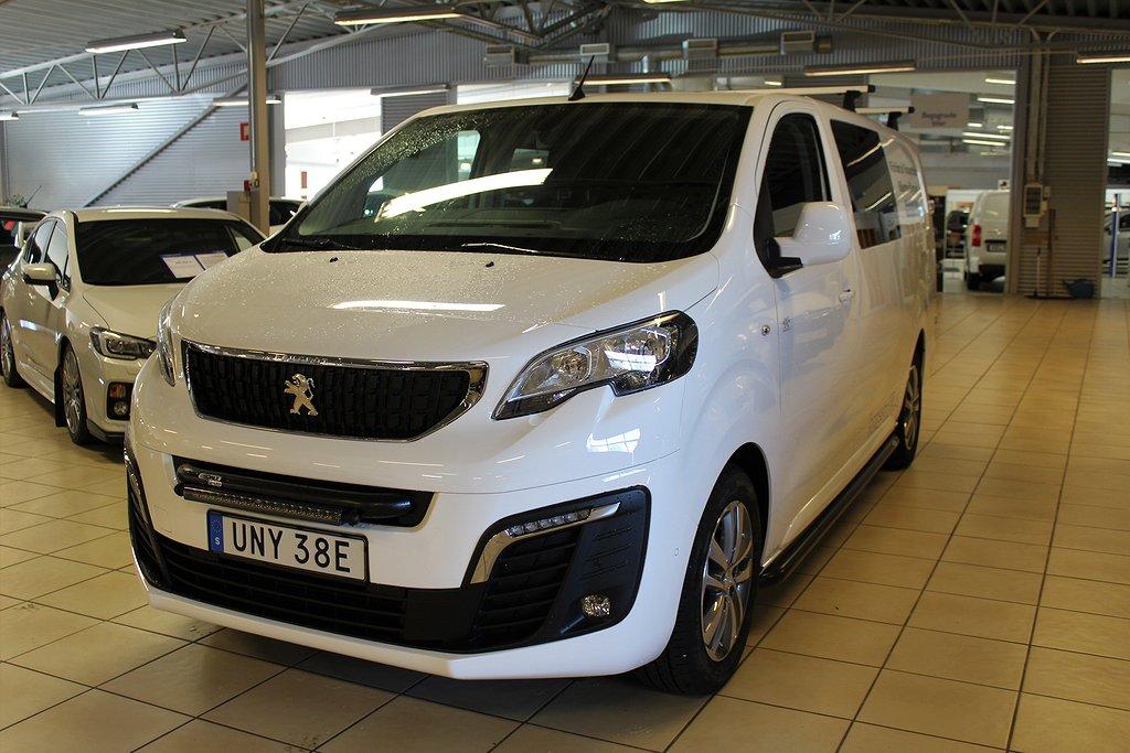 Peugeot Expert PRO+ CREW CAB L3 4m3 BlueHDi 120 2,0L S&S 4X4 6,2 DEMO