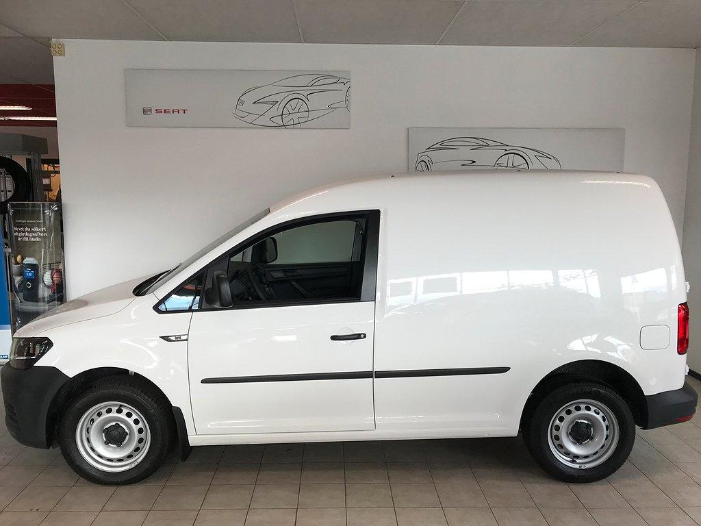 Volkswagen Caddy Panel Van 2.0 TDI BlueMotion DSG Sekventiell Euro 6 102hk