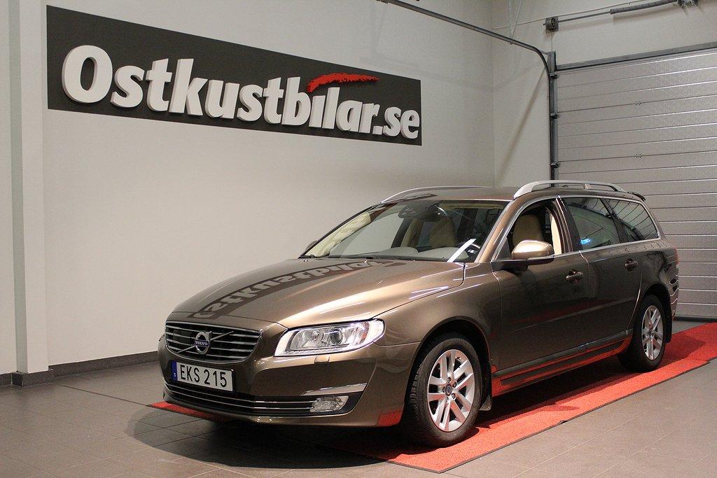 Volvo V70, D4 Summum Euro 6 181hk
