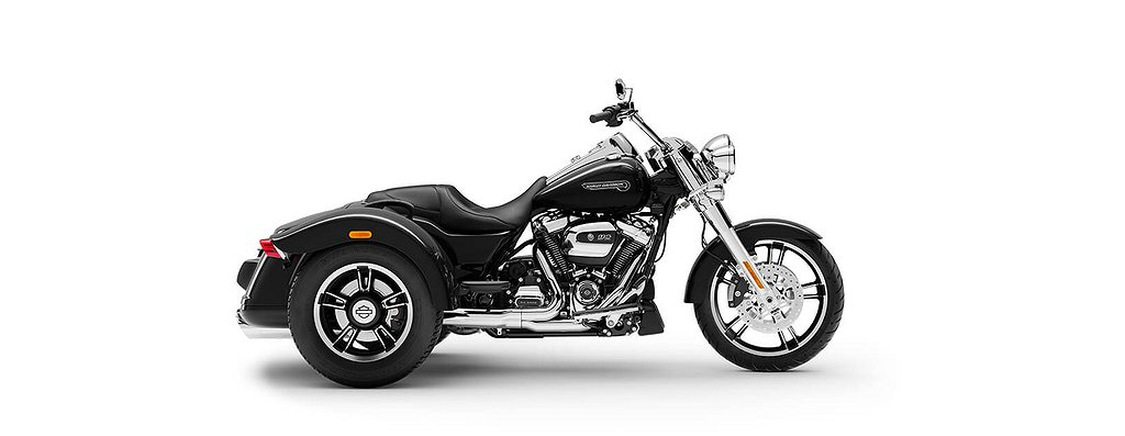Harley-Davidson FLRT FREEWHEELER TRIKE FRI FRAKT