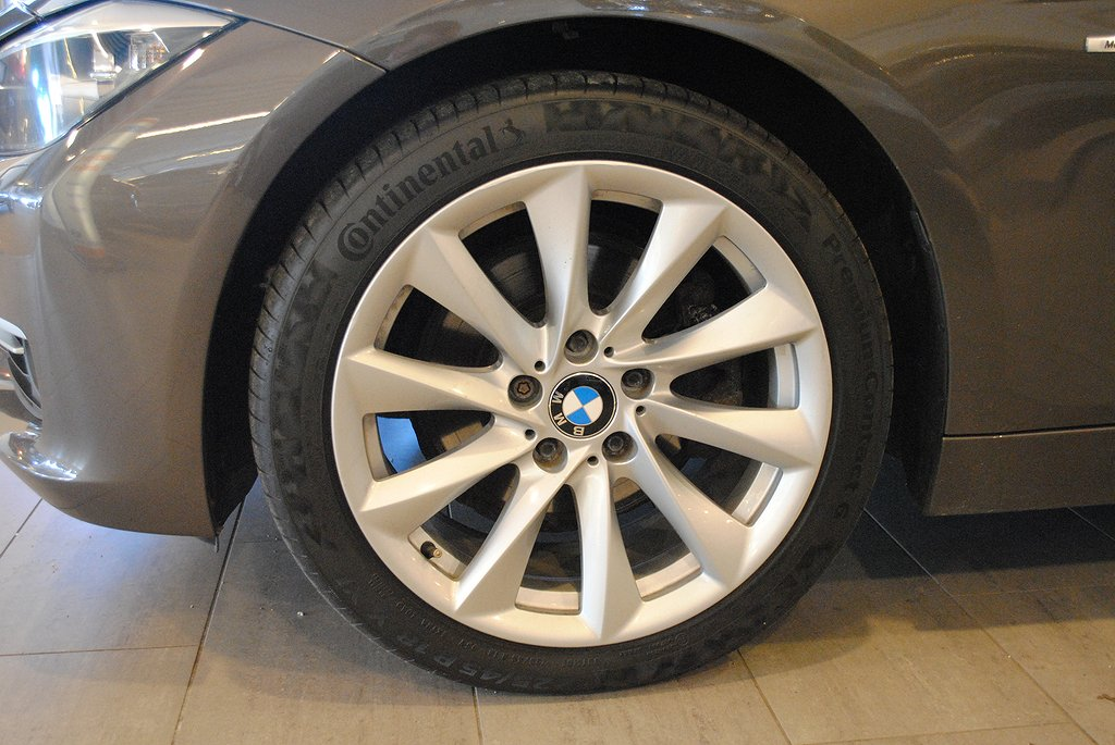 BMW 328 i 245hk Modern Line StepTronic*Drag*